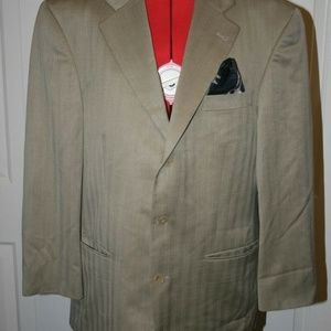 Oscar de la Renta Sport Suit Jacket Blazer